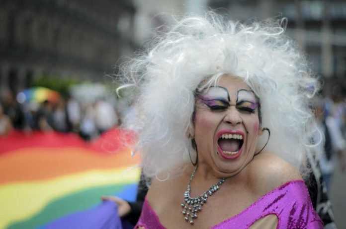 fiestas de Halloween LGBTTTIQ