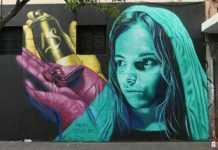 El 14 y 15 de octubre se celebrará el Festival Internacional de Graffiti.