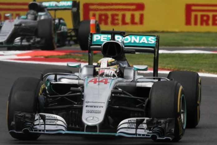 Gran Premio de mexico 2017
