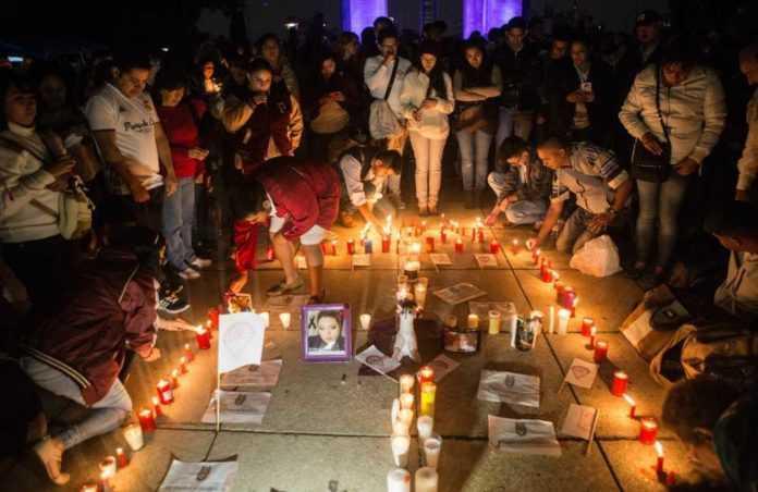 Homenaje a víctimas del sismo del 19-S,