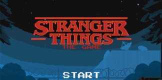 Lanzan juego de Stranger Things.