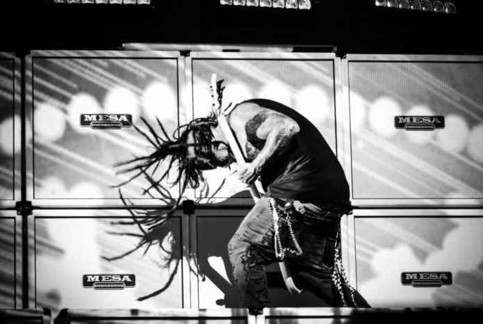 Knotfest 2017 estará encabezado por Korn
