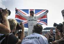 Lewis Hamilton gana Fórmula 1