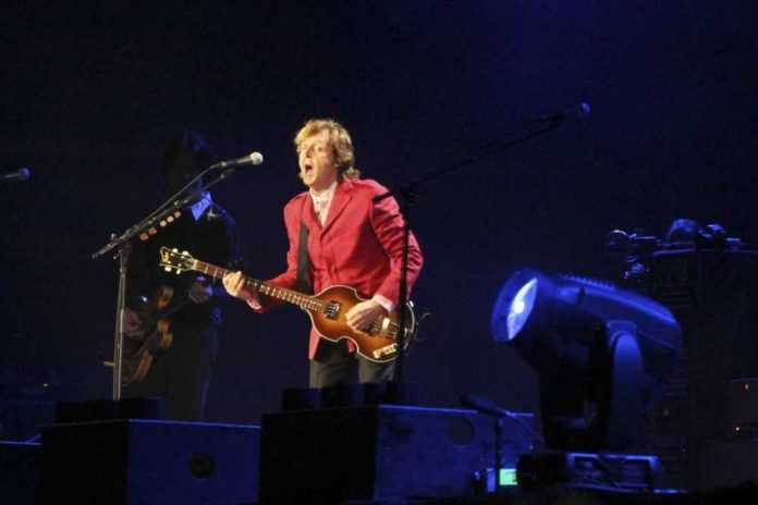 mensaje de paul mccartney