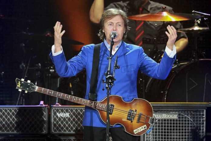Paul McCartney México 2017