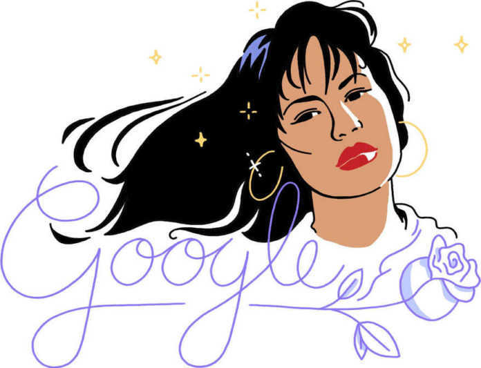 Selena Doodle