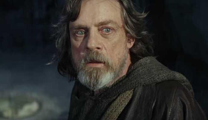 nuevo tráiler de Star Wars.