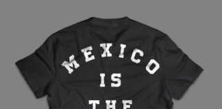 playera mexico is the shit