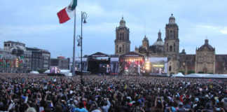 Roger Waters en Estamos Unidos Mexicanos