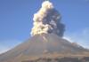 Fumarola Popocatépetl
