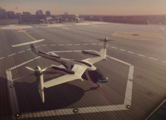 Uber tendrá taxis aéreos