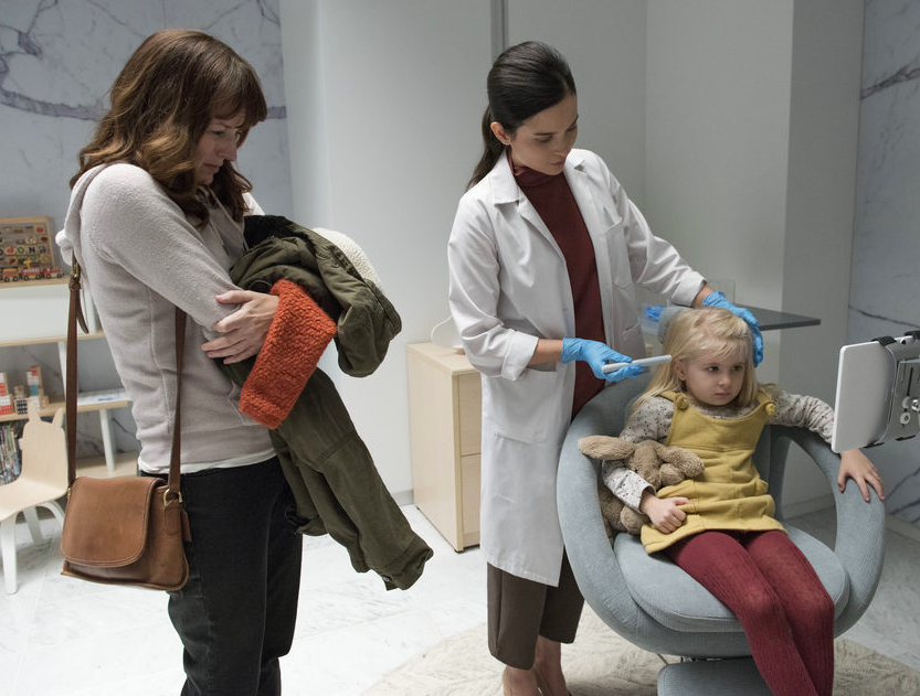 Black Mirror adelanto de la cuarta temporada