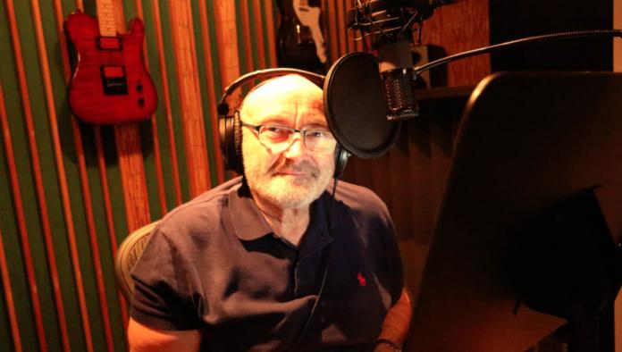 Phil Collins dará concierto en la CDMX