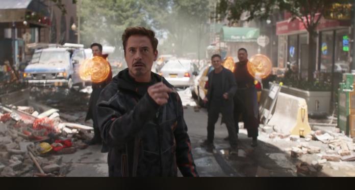trailer de Avengers: Infinity War
