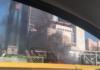 incendio en Chapultepec