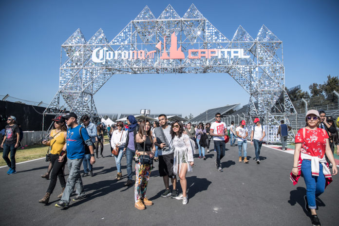 Corona capital en gdl