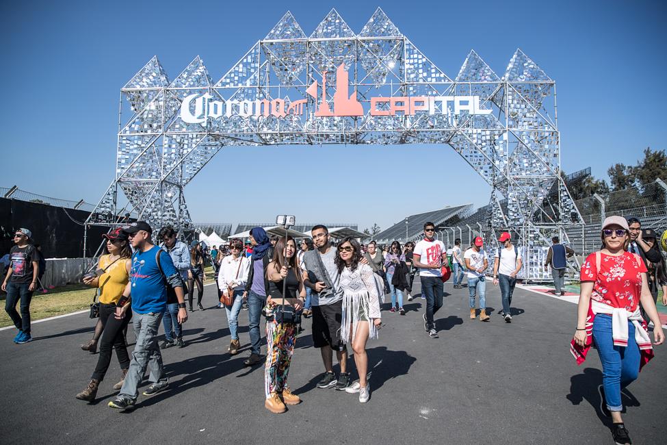 THE KILLERS encabeza la primera edición de Corona Capital Guadalajara en 2018