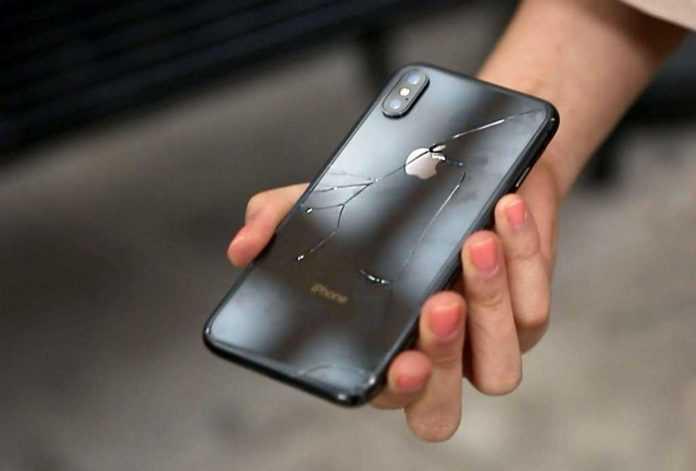 Cristal del iphone x