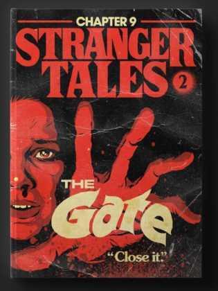 Libros de Stranger Things