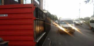 caos en Ignacio Zaragoza