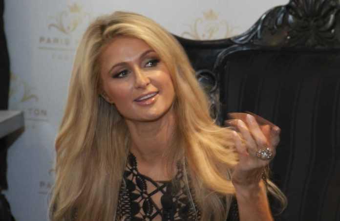 Paris Hilton visitó Xochimilco.