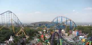 pase anual six flags 2018