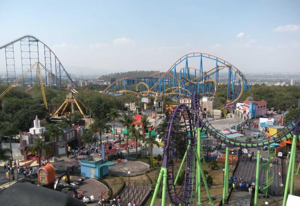 Pase Anual Six Flags 2018 Tendra Descuentos En Sus Precios
