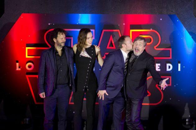 alfombra negra star wars