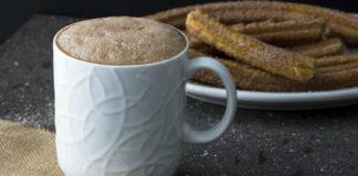 bebidas para el frío y Chocolate caliente