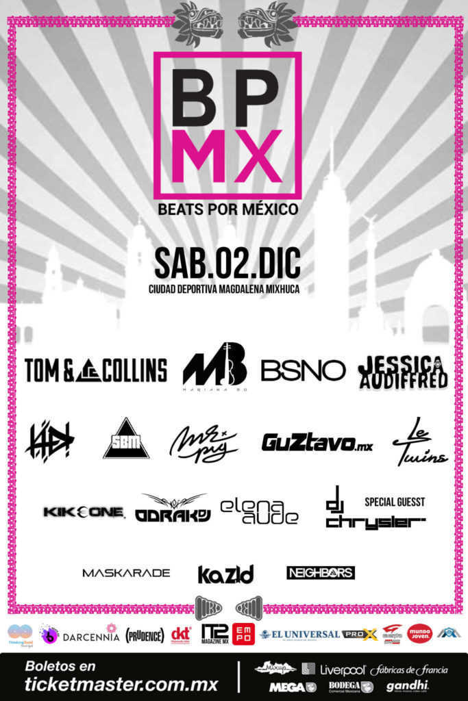 Beats por México