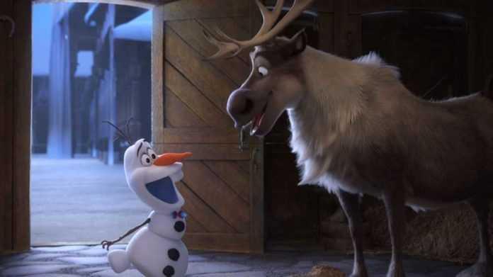 Ya no saldrá el corto de Frozen antes de la película Coco.