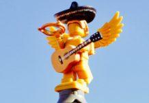 ángel de la independencia de lego