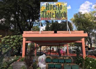huerto tlatelolco