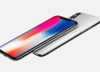 Reseña del iPhone X.