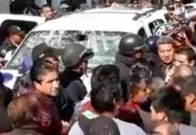 linchamiento en Cuajimalpa