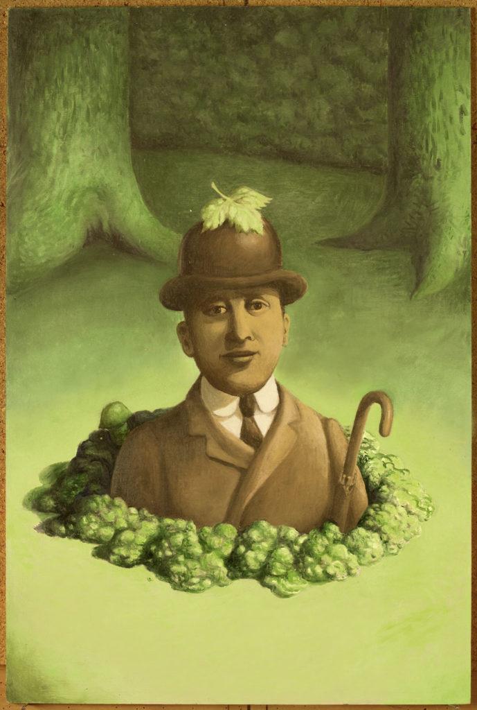 La merienda del señor Verde en el Munal