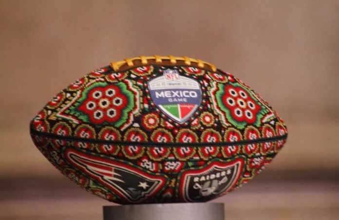 El Zócalo de la Ciudad de México será sede del Fan Fest de la NFL.