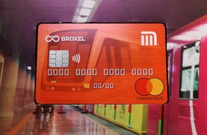 Nueva tarjeta del metro.