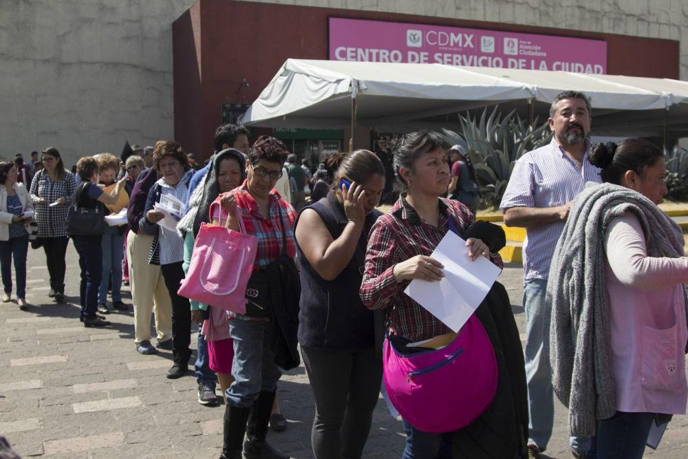 Vecinos de la CDMX temen 'predialazo' tras aval de la Corte