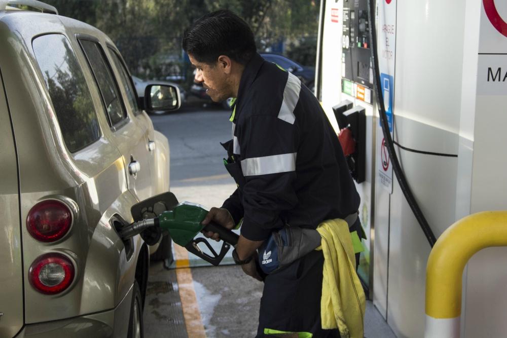 Hacienda adecua método para determinar el estímulo a la gasolina