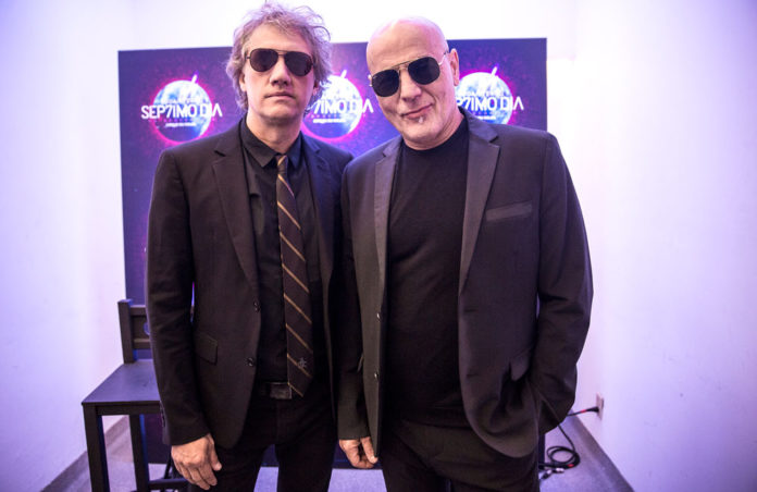 Soda Stereo habla sobre Séptimo día