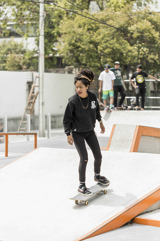 skateboarding en la cdmx