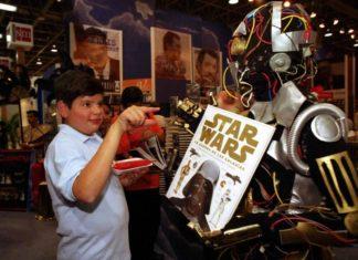 star wars en el Papalote