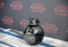 objetos de Star Wars