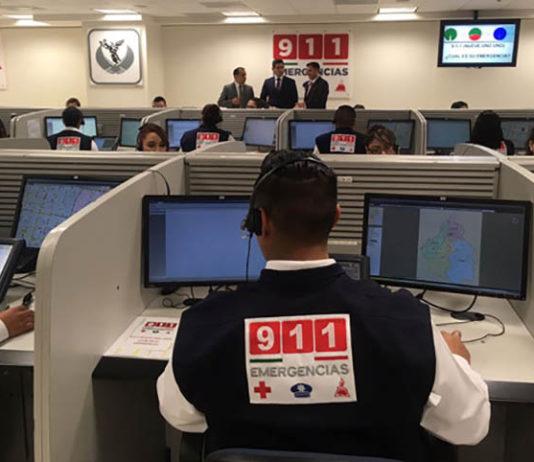 Llamadas falsas al 911