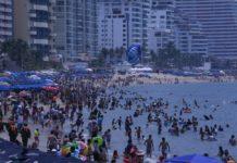 playas más sucias de México en verano