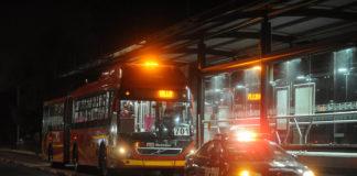Asalto en el Metrobús