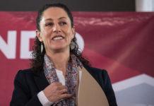 Claudia Sheinbaum dejó su cargo como delegada en Tlalpan el 5 de diciembre y hoy se registró como precandidata a la Jefatura de Gobierno.