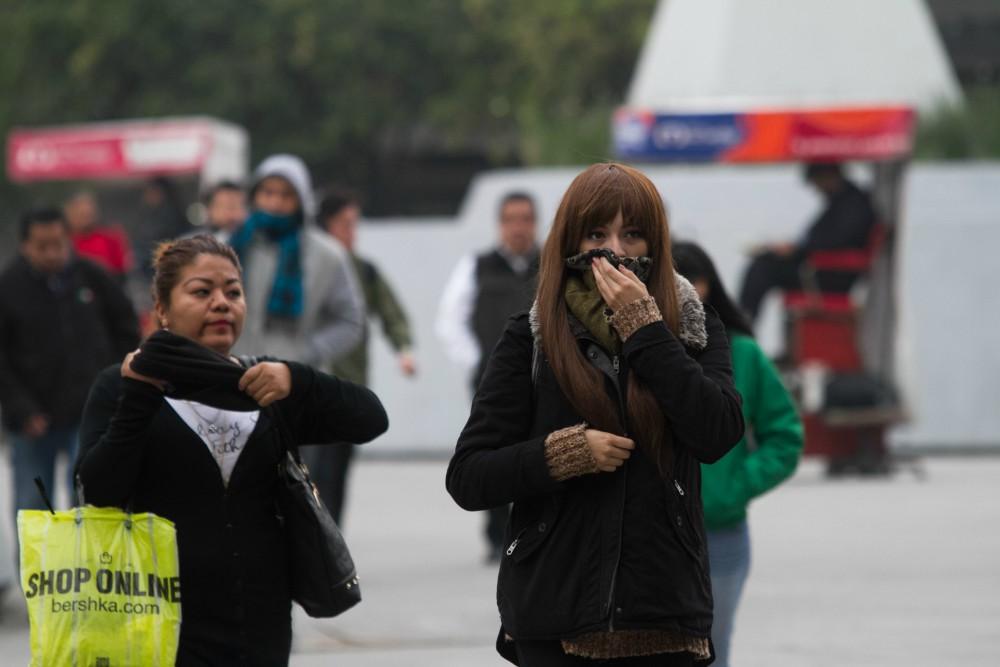 Alerta Roja en cinco delegaciones por bajas temperaturas