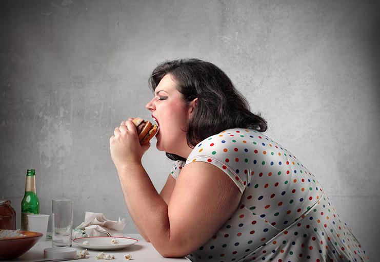 Comedores compulsivos: La obsesión por comer en exceso